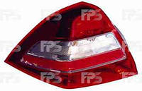 Фонарь задний для Renault Megane седан 06-08 правый (DEPO)