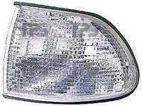 Указатель поворота BMW 7 E38 94-02 левый, белый (DEPO)