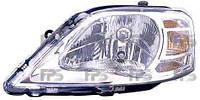 Фара передняя для Renault Logan 08-12 левая (DEPO) под электрокорректор