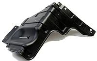 Грязезащита 2006-09 для Chevrolet Aveo T250 2006-12 SDN