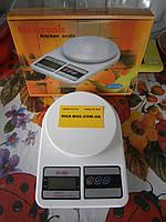 Кухонные весы sf 400 7кг