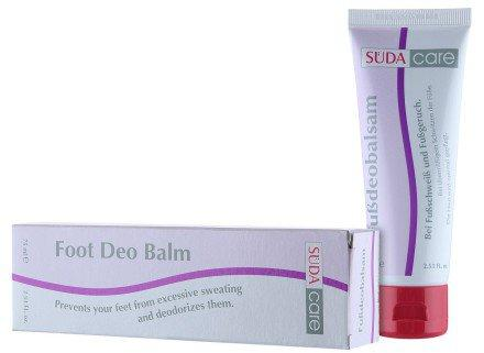 Suda Бальзам-дезодорант для ног, 500 мл
