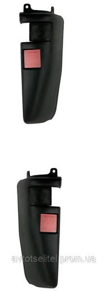 Угольник бампера задний левый с катафотом для Citroen Jumper 1994-01
