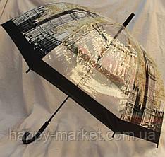 Зонт Для подростка трость полуавтомат Биг-Бен 18-3121-4