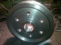 Крановые колеса одноребордные К1Р500
