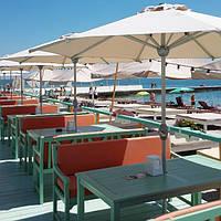 Зонт Виллидж д 3м, солнцезащитный зонт, зонт для пляжа, зонт для кафе, зонт для ресторана, зонт