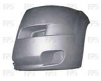 Угольник бампера передний левый для Fiat Ducato 2006-