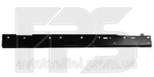 Панель передняя нижняя для Fiat Fiorino 2008-
