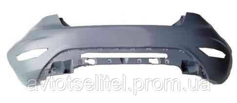 Бампер задний грунтован. для Ford Fiesta 2009-13
