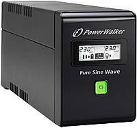 Бесперебойник PowerWalker VI 600 SW/Schuko