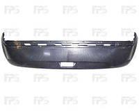 Бампер задний нижняя часть с отв. под п/тум для Hyundai Getz 2006-11