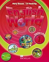 Книга учителя English World 1 Teacher's Book with Webcode Pack