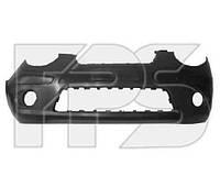 Бампер передний черный для Kia Picanto 2008-11
