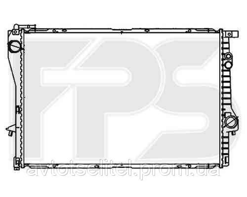 Радиатор BMW 5 (E39) 96-03/7 (E38) 94-02