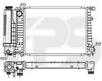 Радиатор BMW 3 (E36) 90-99/5 (E34) 88-97