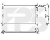 Радиатор CITROEN C-CROSSER 08-11, MITSUBISHI LANCER X (CY) 07 - 12 / (CX) 08 - 10/LANCER X (CY) 12 - / (CX) RALLIART 08