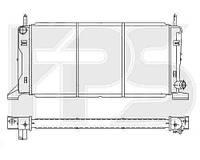 Радиатор FORD ESCORT IV / ORION 86-90
