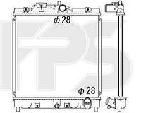 Радиатор HONDA CIVIC 92-95 HB (EG/EH)/CIVIC 92-95 SDN (EG/EH)