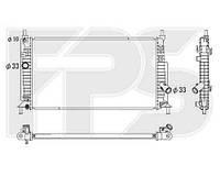 Радиатор MAZDA 3 (BL) 09-12 SDN/HB