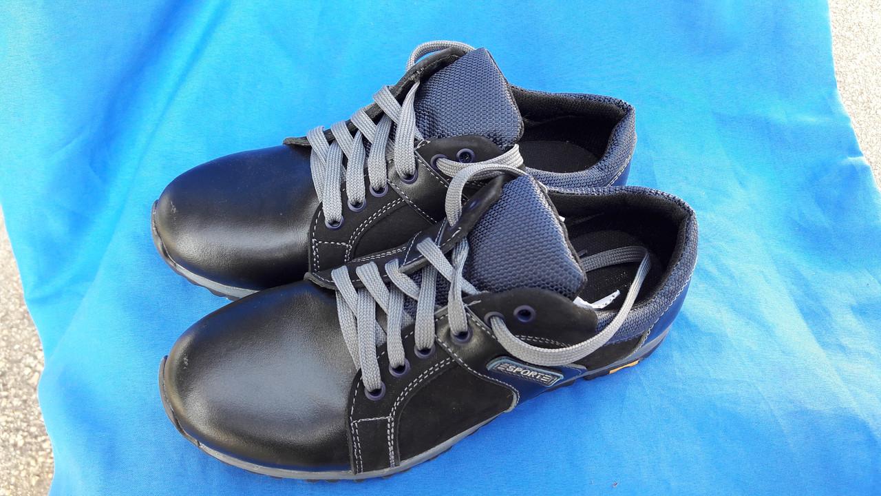 Кожаные туфли на мальчика 675