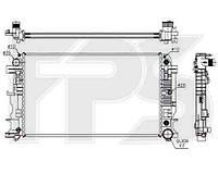 Радиатор MERCEDES BUS SPRINTER 06-12, VW CRAFTER 06-