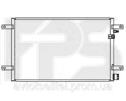 Кондиционер AUDI A6 05-11 (C6)