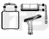 Радиатор печки MERCEDES 211 02-06 (E-CLASS)/211 06-09 (E-CLASS)/219 04-10 (C219 CLS)