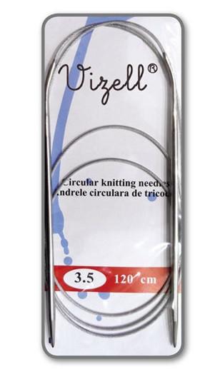 Спицы Vizell круговые тросс в силиконе 120 см