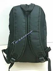 Рюкзак спортивный городской черный, фото 3