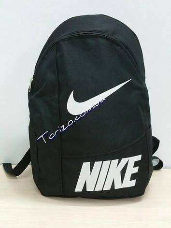 Рюкзак спортивный городской черный, фото 2