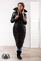 """Модное длинное пальто женское """" Королева """" Фото реал! БАТАЛ"""