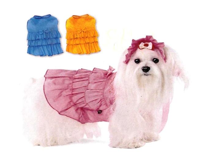 Pet Fashion Платье Сандра XS