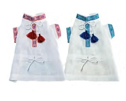 Pet Fashion Рубашка-Вышиванка S