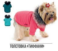 Pet Fashion Толстовка Тиффани XS