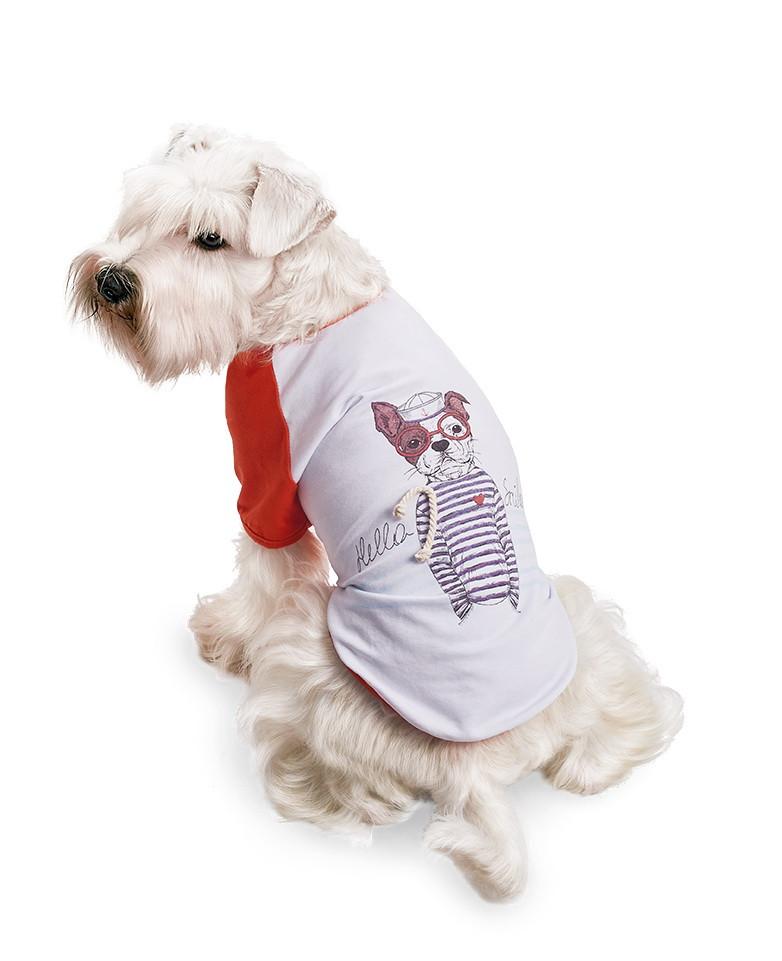 Pet Fashion Футболка Боцман S