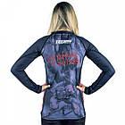 Рашгард жіночий TATAMI Ladies Iron Maiden Number Of the Beast, фото 2