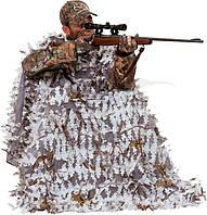 Засидка Ameristep Predator Hunter 3D Chair&Cover system Цвет: AP Snow