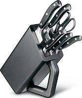 Набор Victorinox, 6 предметов, кованный, чёрный, синтетика