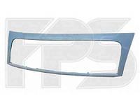 Накладка решетки радиатора для Fiat Scudo 2007-