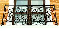 Кованые ограждения балкона БЛ-701