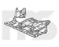 Грязезащита двигателя пластмас. для Honda Accord 7 2003-08