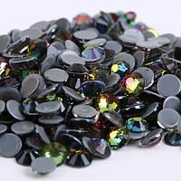 Стразы А+ Премиум, Rainbow (радужный) SS16 (3,8-4,0 мм) термоклеевые. Цена за 144 шт., фото 1