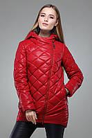 Женская удлиненная куртка Дилия р-ры 42,44,46,48,50,52,54