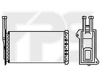 Радиатор печки FORD ESCORT (MK V-VI) / ORION 90-95/ESCORT VII / ORION 95-99/SIERRA 87-93