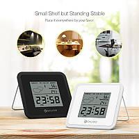 Часы с функциями метеостанции для дома Digoo DG-FC25 Mini
