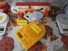 Кухонные весы SCA 301 до 7кг