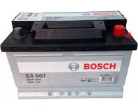 Аккумулятор Bosch 70 Ah (Бош) 70 Ампер BO 0092S30070