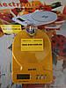 Кухонные весы SCA 301 до 7кг, фото 5