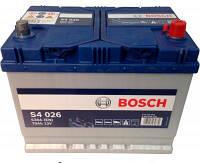 Аккумулятор Автомобильный Bosch 70 Ah (Бош) 70 Ампер BO 0092S40260