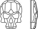 2856 Skull